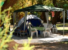 Hotel Photo: Camping Mithimna