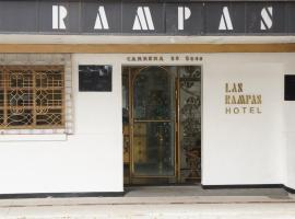 A picture of the hotel: Hotel las Rampas S.A.S