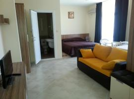 Pirop City Apartments Sunny Beach Bulgaria