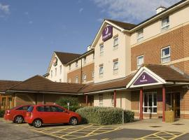 Hotel Photo: Premier Inn Newcastle - Metro Centre