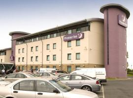 Premier Inn Newcastle Airport Newcastle upon Tyne Marea Britanie
