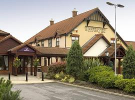 Hotel Photo: Premier Inn Newcastle - Gosforth/Cramlington