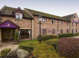 Hotel Photo: Premier Inn Rochdale