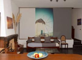 Traditional Villa Ftelia Ftelia Greece