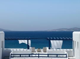 San Marco Hotel and Villas Houlakia Greece