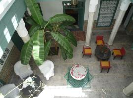 A picture of the hotel: Riad Azahar