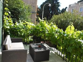 A picture of the hotel: Hotel Villa Les Cygnes