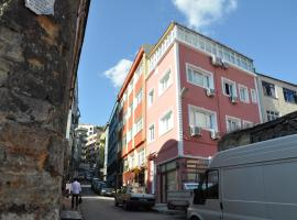 Huxley Hotel and Aparts Old City Istanbul Turkey