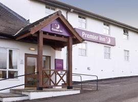 Hotel Photo: Premier Inn Whitehaven