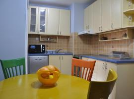 True Color Apartment Belgrad Sırbistan