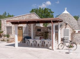 Hotel Photo: Trulli Mascia Holiday House