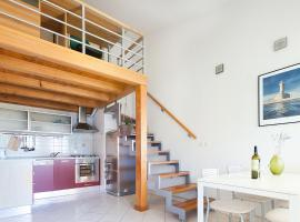 Hotel photo: 2level apartment in Pula