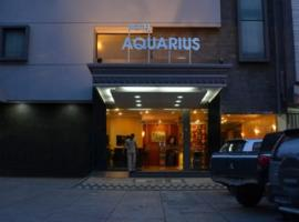 Hotel photo: Hotel Aquarius Banjarmasin