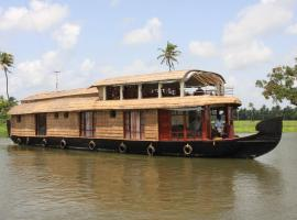 Angel Queen House Boats Alleppey 인도