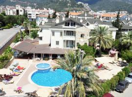 Greenpark Apartments Marmaris Tyrkia
