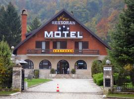 Hotel near  Bosnia and Herzegovina