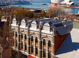 Hotel Photo: Harbour Rocks Hotel Sydney – MGallery by Sofitel
