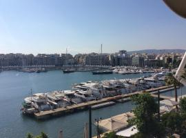 Zea Marina Apartment Piraeus Greece