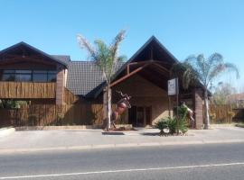 Hotel photo: Hillcrest Guest house