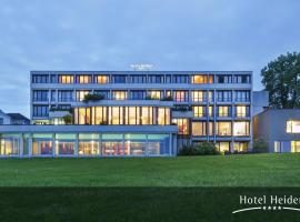 Hotel photo: Hotel Heiden - Wellness am Bodensee