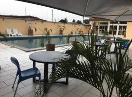 Hotel photo: CJWE Serviced Apartments