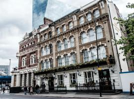 The Mad Hatter Hotel Londres Reino Unido
