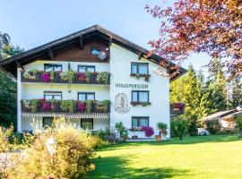 Hotel Photo: Waldpension Schiefling am See