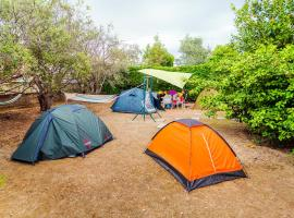 A picture of the hotel: Trip Yard Camping
