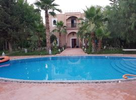 A picture of the hotel: Riad Symphonia