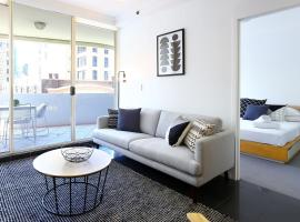 Hotel photo: Modern Sydney City 2 Bed with Pool and Gym
