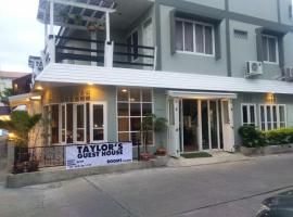 Hotel photo: Taylor's guesthouse