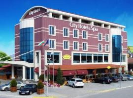 Hotel Photo: City Hotel Plovdiv