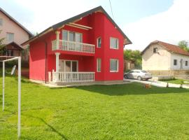 Hotel Photo: Red Holiday Home