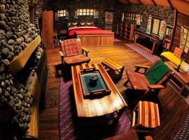 Hotel photo: Equator Snow Geo Lodge