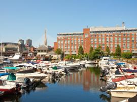 Residence Inn Boston Harbor on Tudor Wharf Boston USA