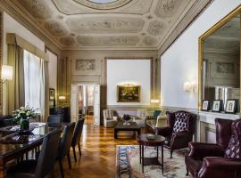 Relais Santa Croce by Baglioni Hotels Florence Italy