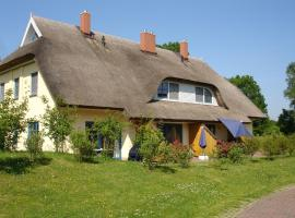 Hotel Photo: Puddemin-Haus-Malve-2