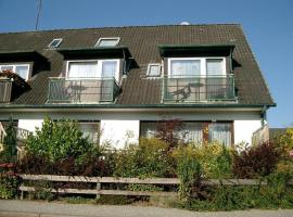 Hotel Photo: Ferienhaus-ANNE-FW-6
