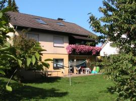Hotel Photo: Haus-Spessartblick