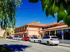 Hotel Photo: Corvin Pension and Restaurant