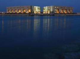 Hotel near Bahrain Intl airport : The Sea Loft Boutique Chalets