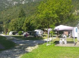Hotel photo: Camping Le Lachat