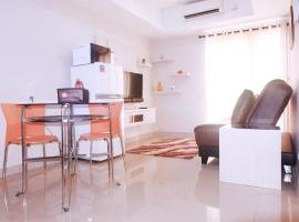 1BR The Wave Kuningan By Travelio Jakarta Indonesia