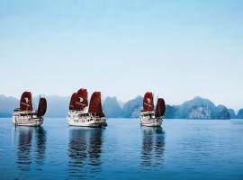 Galaxy Classic Cruise - Manage by Glamor Star Cruise Ha Long Vietnam