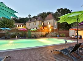 Hotel Photo: Domaine de Campagnac - Spa & Sauna