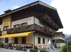 Hotel Photo: Berggasthof Stern