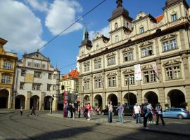 SG1 Hostel Prague Czech Republic
