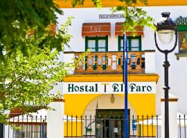 Hotel Photo: Hostal El Faro