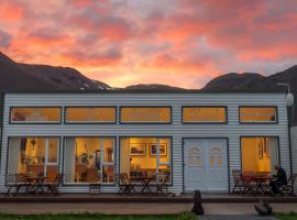 Kast Guesthouse Lysudalur Iceland