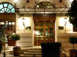 Hera Hotel Athens Greece